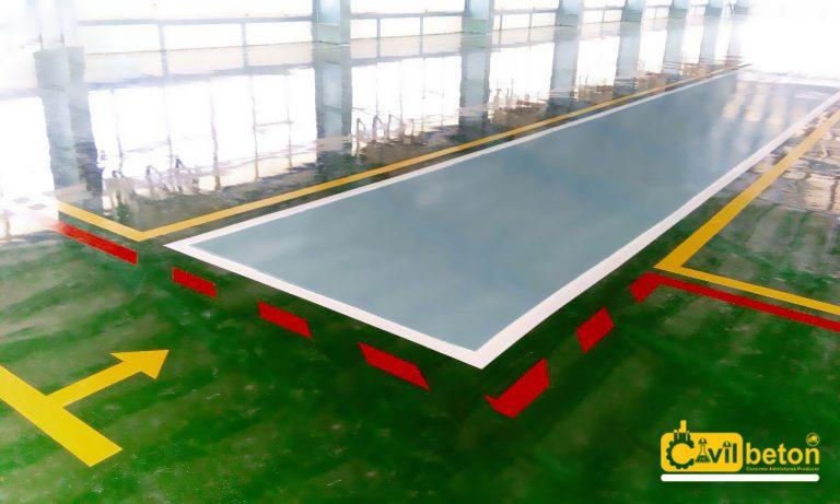 سیویل بتن تولید کننده افزودنی های بتن و مجری کفسازی صنعتی service01